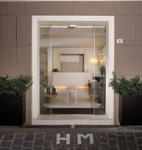 Hotel Metropolitan_entrance